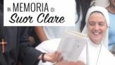 In Memoria di Suor Clare