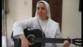 """Sr. Clare canta """"Virgen del Rocío"""""""