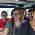 Mi imbarcai per un viaggio missionario in Ecuador…